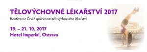 Konference České společnosti tělovýchovného lékařství 2017