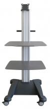 weiko mr9 - přístrojový stolek pro EKG s monitorem