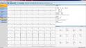 klidové EKG - software vyhodnocení