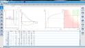 spirometr Spirostik software Blue Cherry - výsledné měření
