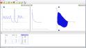 spirometr ZAN 100 - grafické znázornění výsledků měření